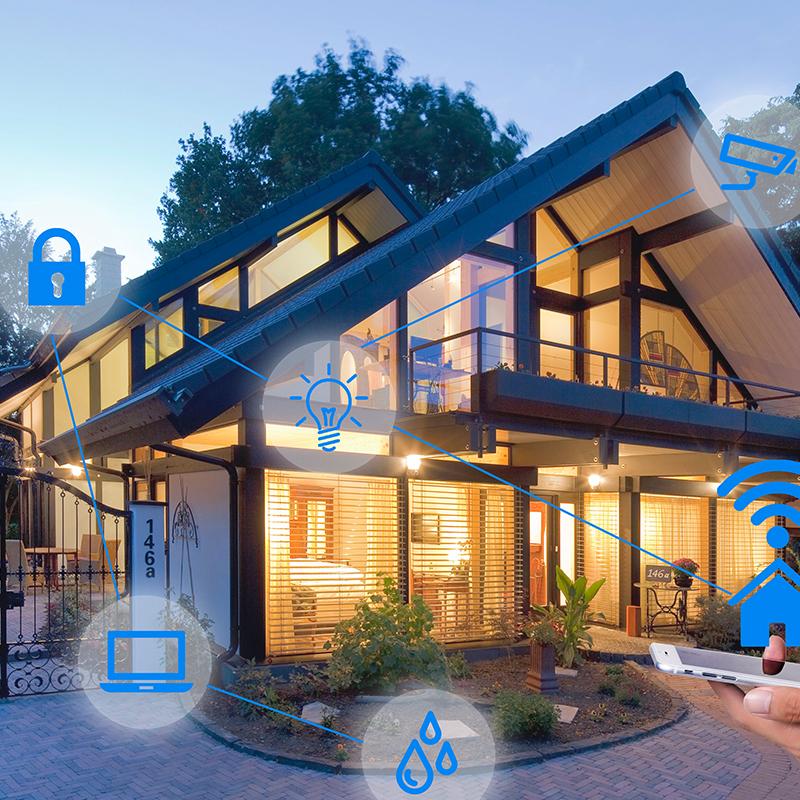 别墅智能监控解决方案