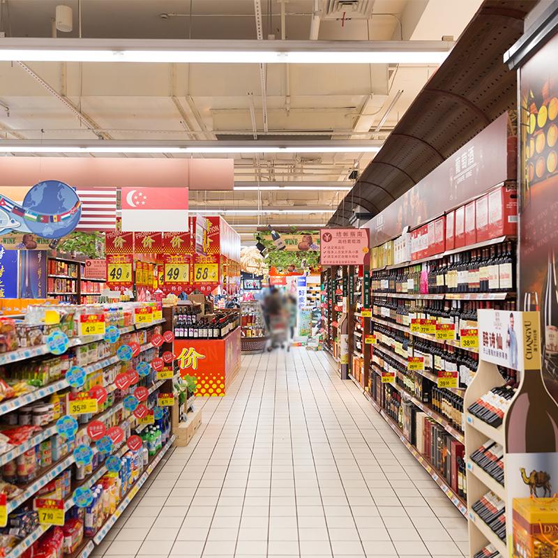 中小型超市联网监控解决方案