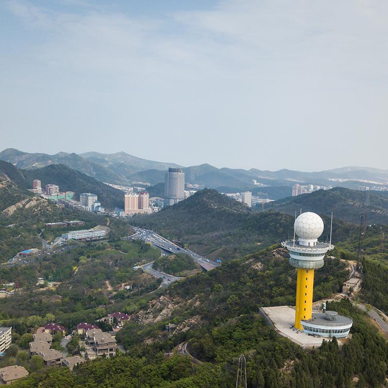 气象观测站可视化系统解决方案