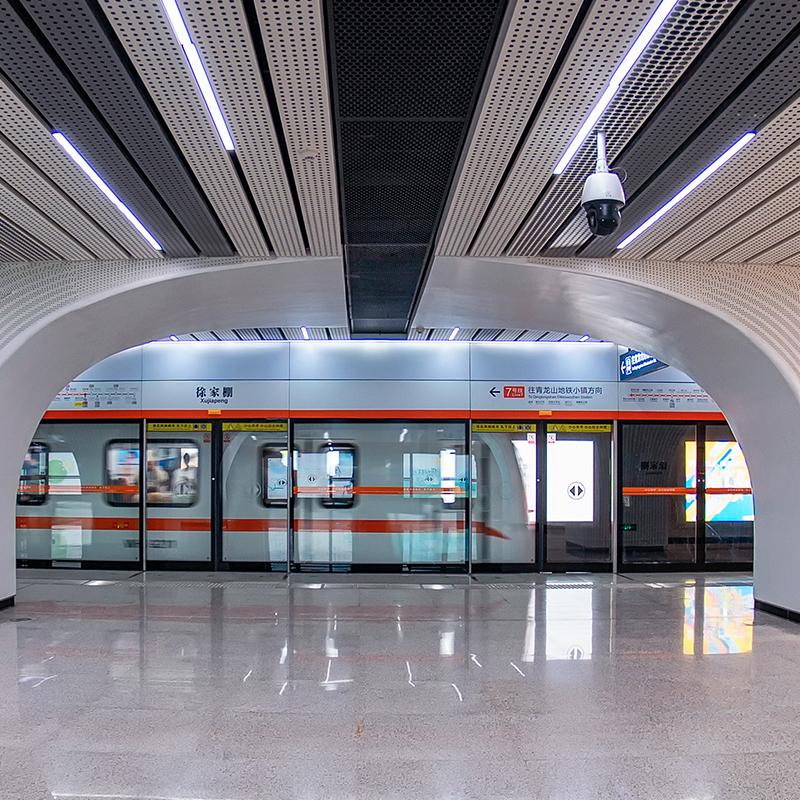 城市轨道交通运营高清视频监控系统解决方案